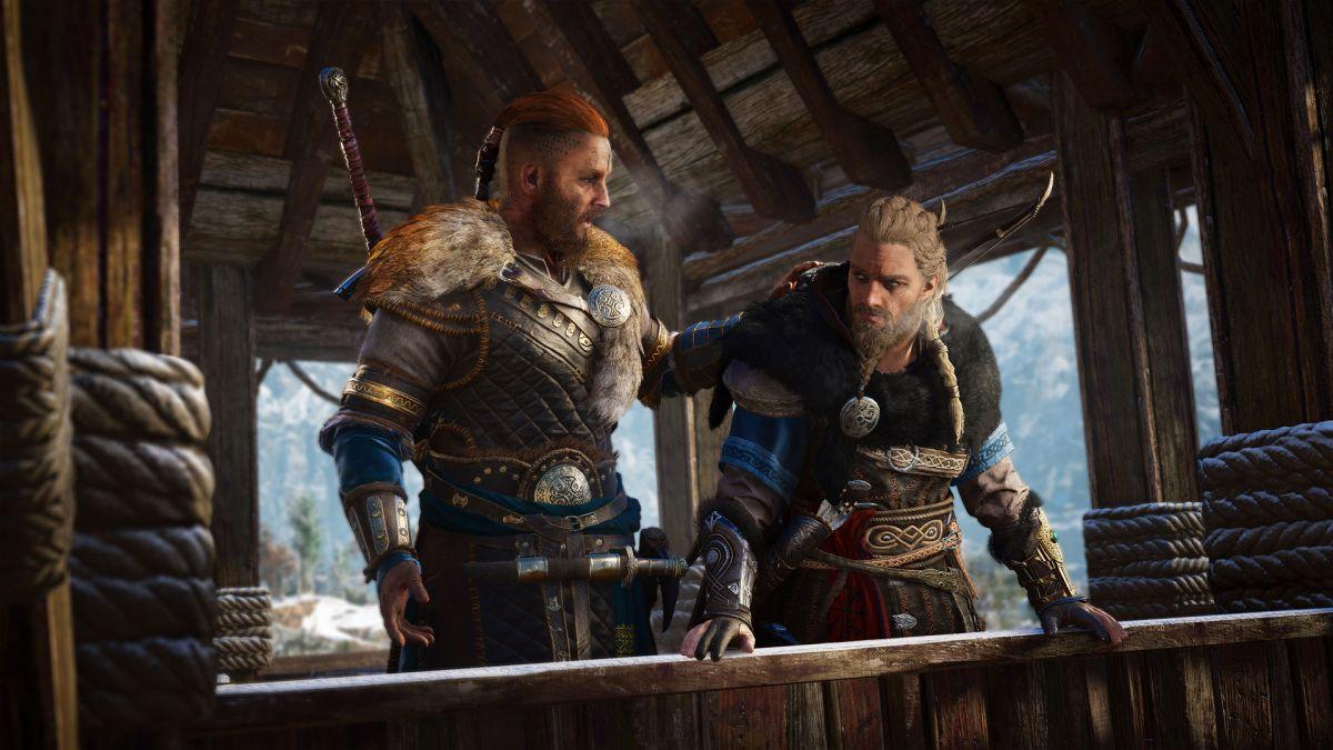 Assassin S Creed Valhalla Has Gone Gold Gamesradar