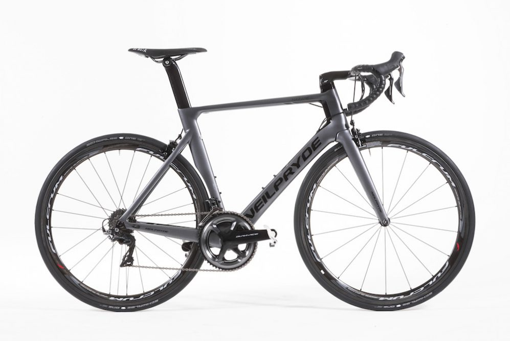 28b17fda066 NeilPryde Nazaré SL road bike review - Cycling Weekly