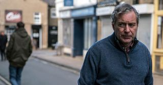 A confused Ashley Thomas leaves the hospital and makes his way out onto the streets alone in Emmerdale, dementia