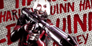 The Suicide Squad Fan Art Unites Harley And King Shark, And James Gunn Approves