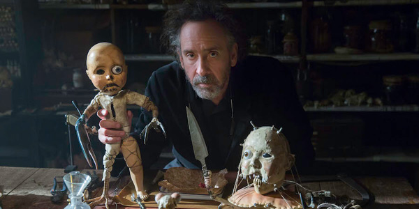The Hilarious Reason Tim Burton Had To Cameo In Miss Peregrine Cinemablend