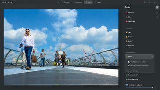 Edit photos with Luminar AI: Step 9
