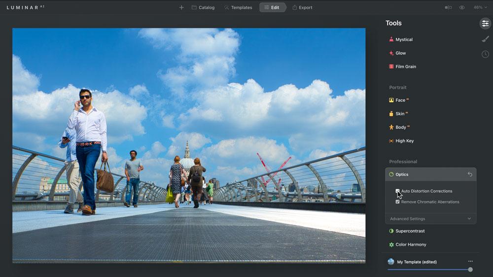 How to edit photos with Luminar AI
