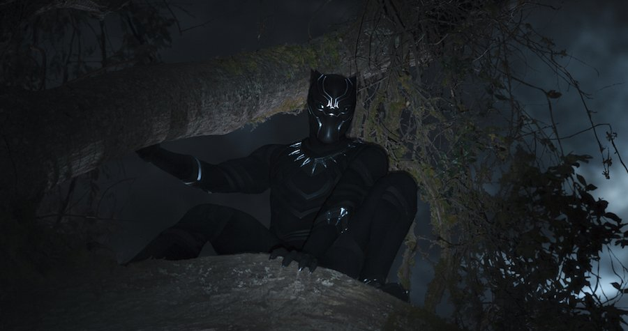 Live action Black Panther
