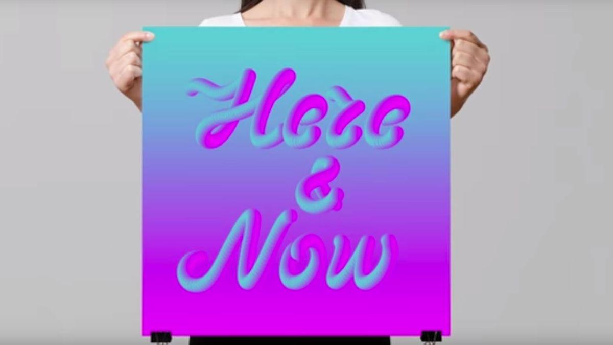 How to make 3D lettering in Illustrator