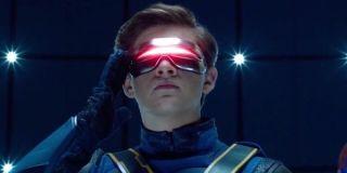 Tye Sheridan as Cyclops in X-Men: Apocalypse