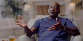 What Whoopi Goldberg Thought About Michael Jordan's 'No Politics' Stance In The Last Dance
