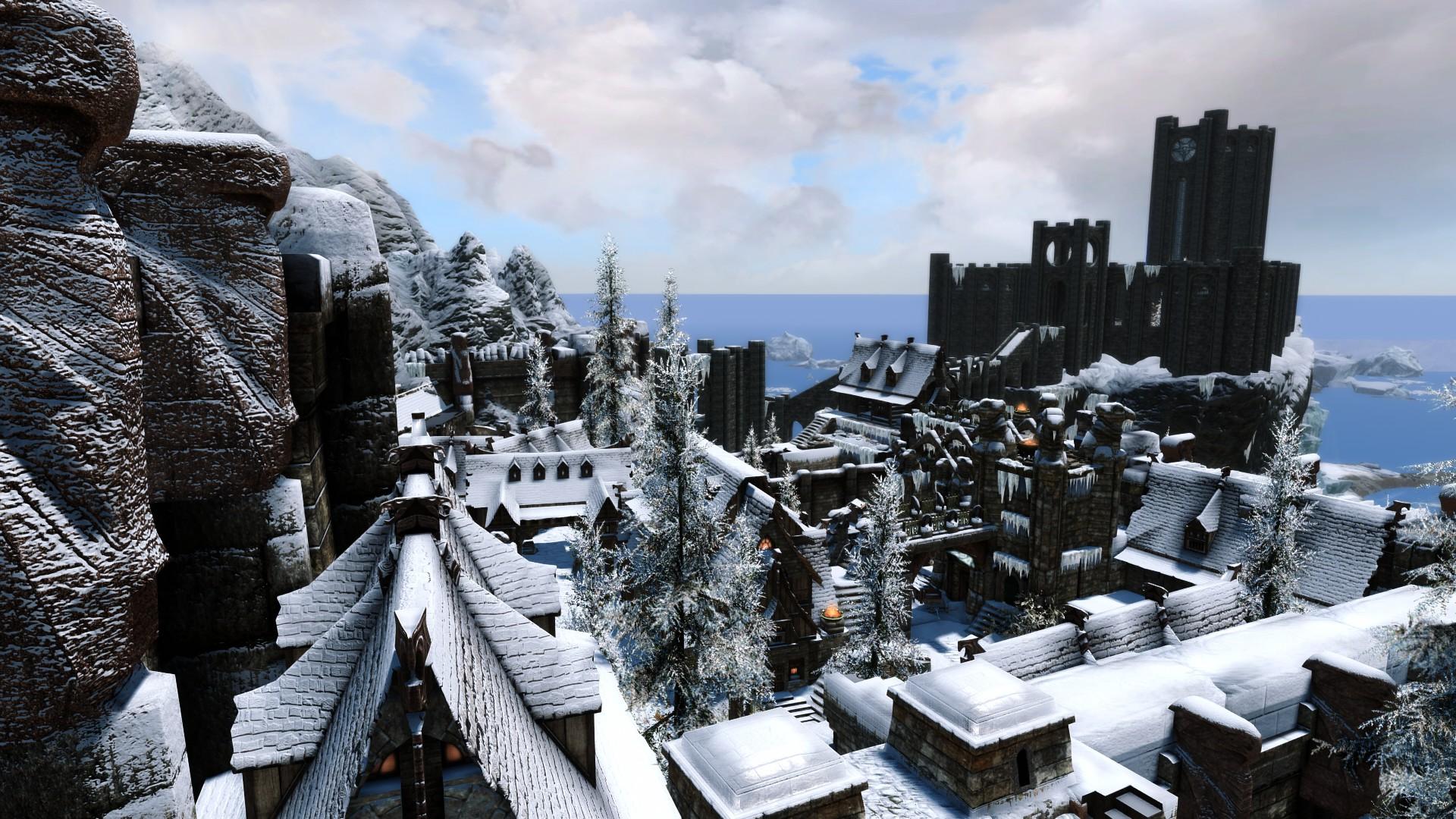 The Great City of Winterhold