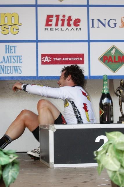 Scheldeprijs Vlaanderen 2008 Mark Cavendish