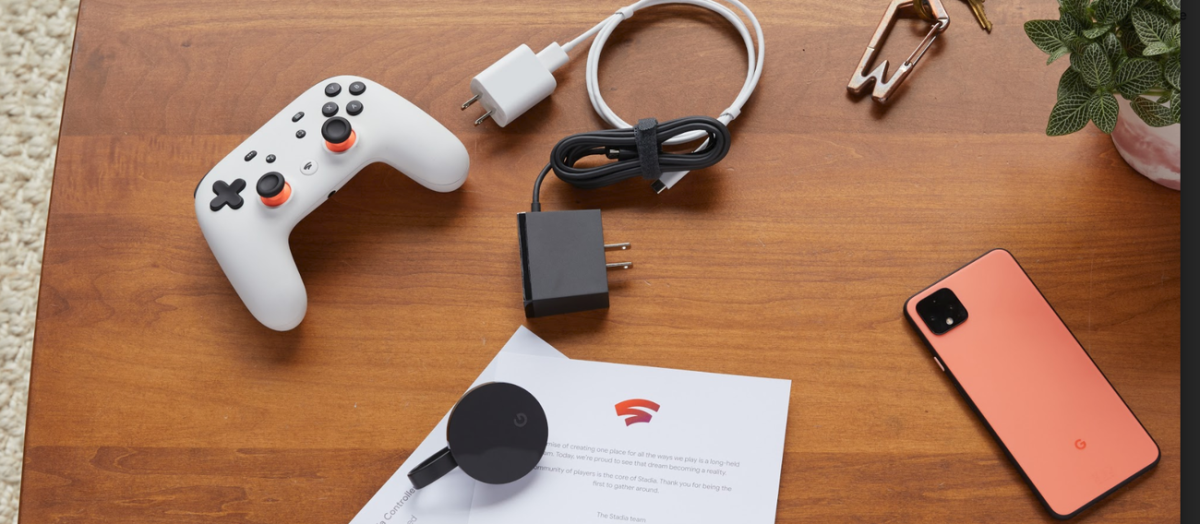 Google Stadia games lineup will be pretty thin at launch