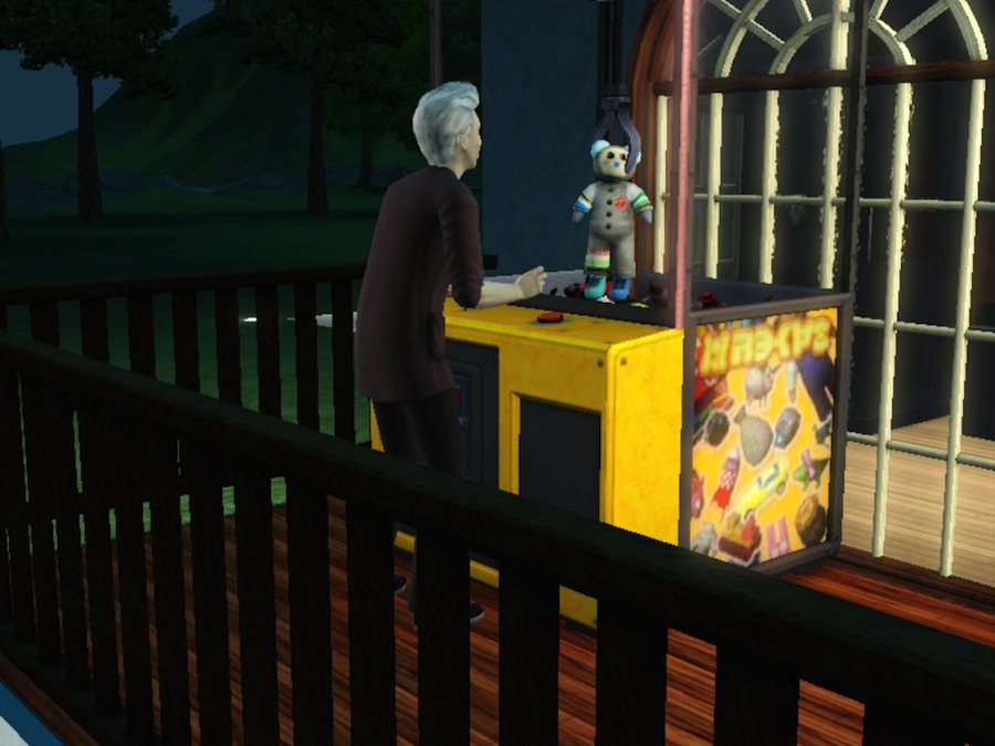 The Sims 3 Supernatural Review: Witches, Fairies, Werewolves And Magic #23627