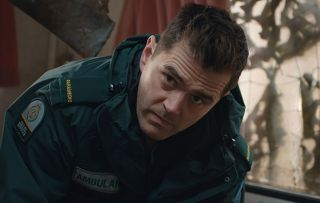 Michael Stevenson, who plays Iain Dean in Casualty, reveals what's next for his character