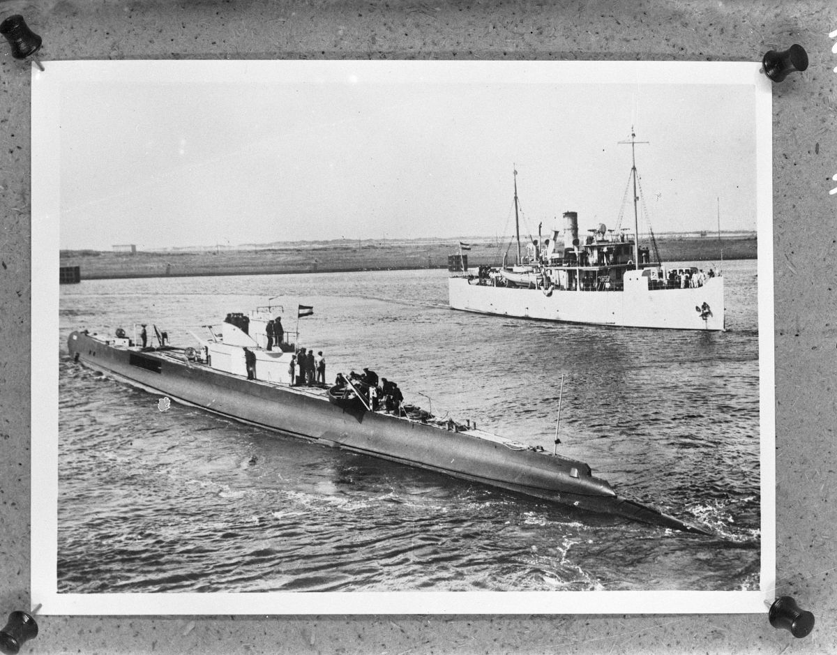 A Pair of Shipwrecked, WWII-Era Submarines Just Vanished from the Sea Near Malaysia