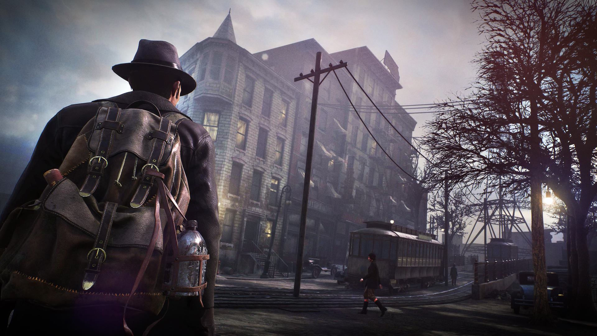 The Sinking City is the Lovecraft meets Sherlock fan fiction I didn't know I needed