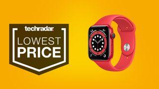 Cyber Monday deal Apple Watch 6