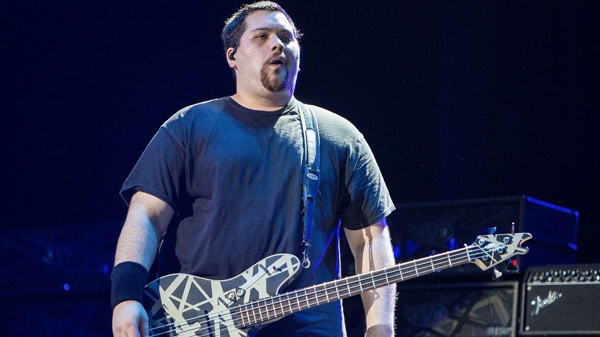 """Wolgang Van Halen finding it """"fu**ing exhausting"""" having to justify not playing Van Halen songs"""