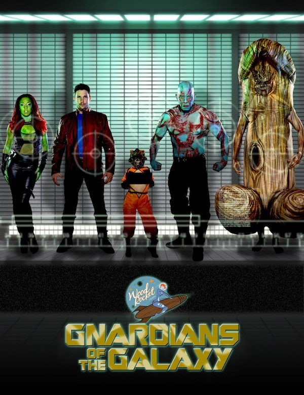 Gnardians of the Galaxy