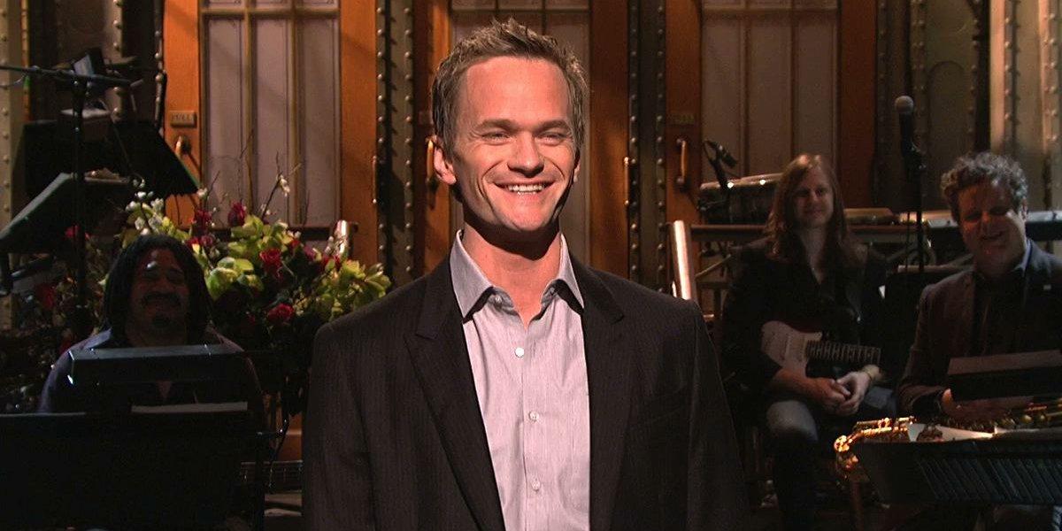 Neil Patrick Harris hosting Saturday Night Live
