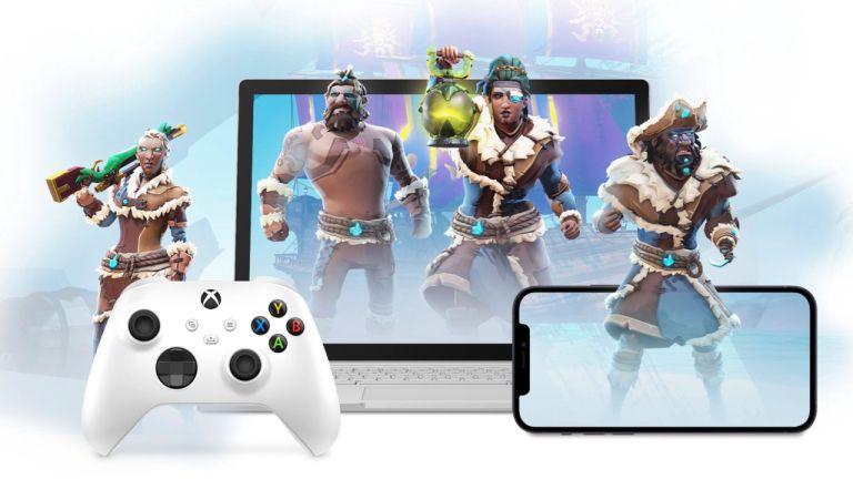 Xbox Cloud Gaming press images