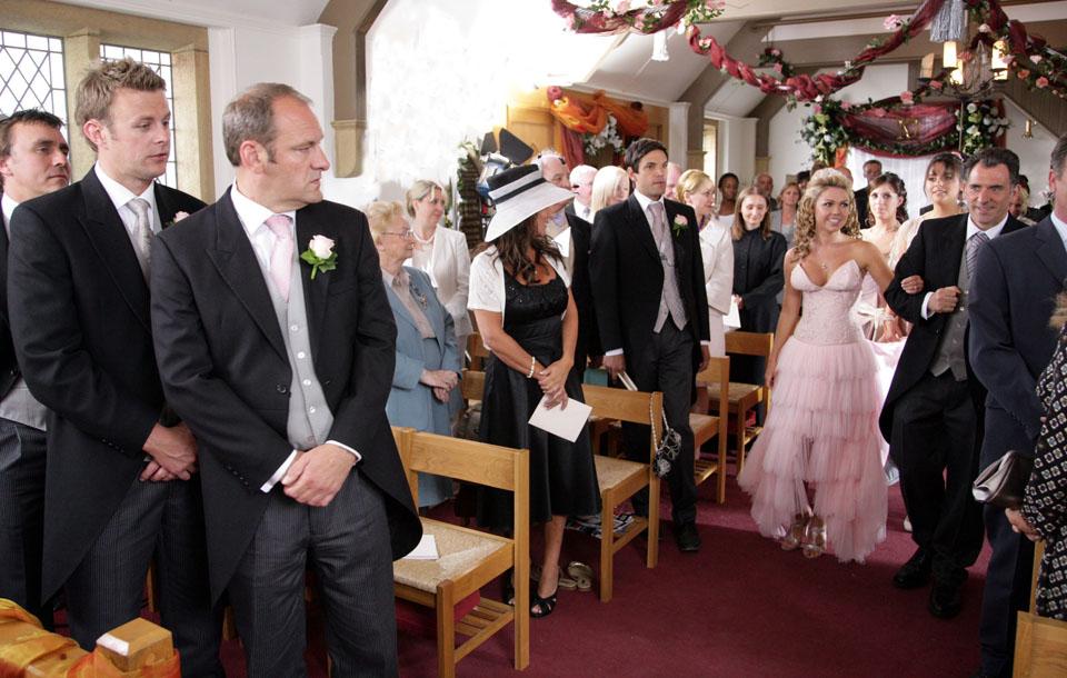 Will the Kelly's wedding go ahead?