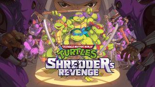 Teenage Mutant Ninja Turtles: Shredder's Revenge - Reveal trailer graphic