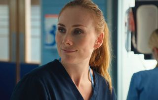 REVEALED: Jac Naylor returns to Casualty ready to fire Ethan!