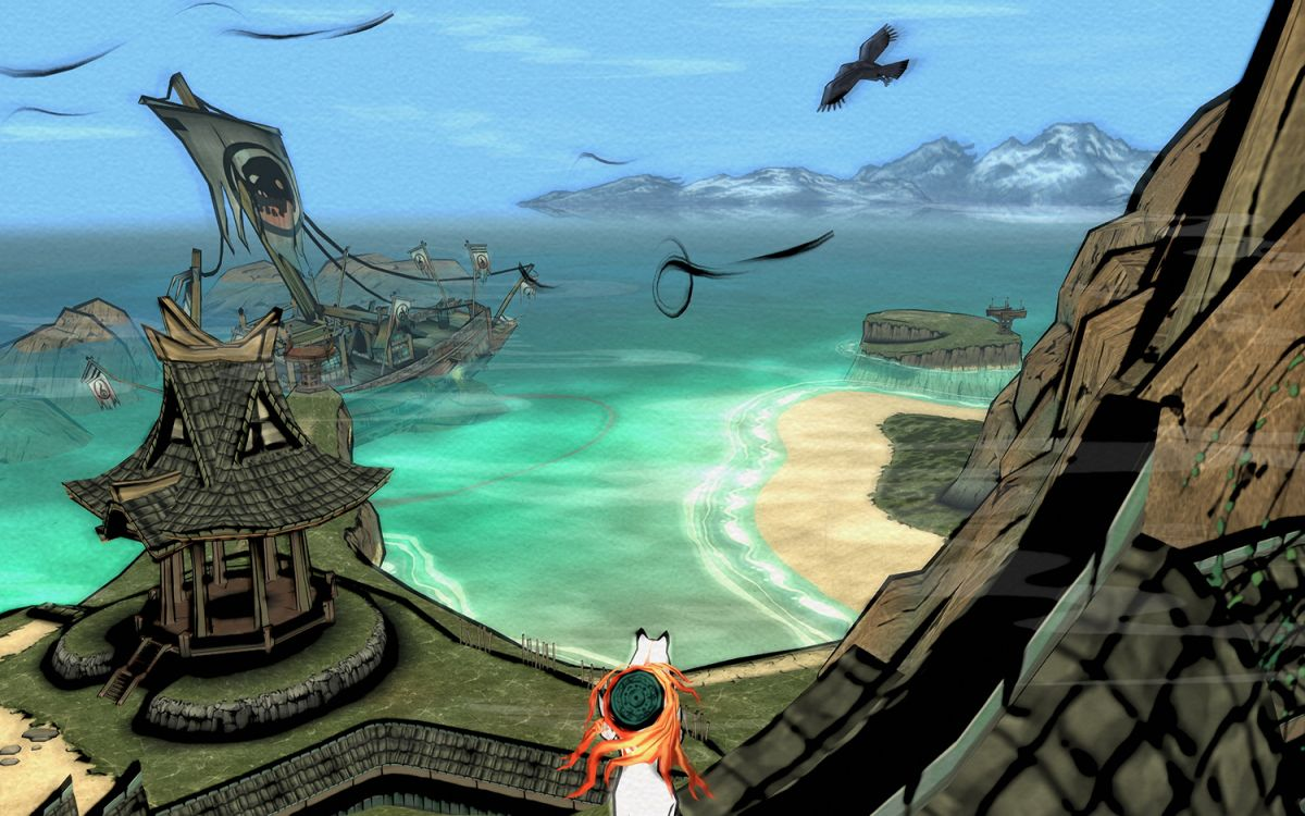 What I Love (and Hate) About Okami HD on the Switch | Tom's Guide