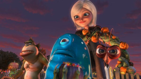 Monsters Vs. Aliens: Mutant Pumpkins From Outer Space Preview #9913