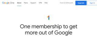 Google One