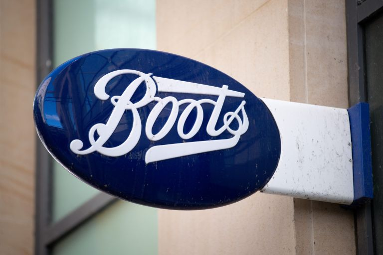 Boots £5 Friday sale