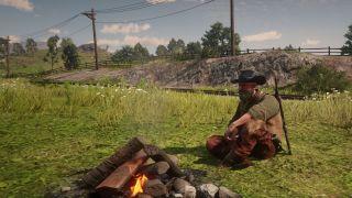 Red Dead Online Wilderness Camp