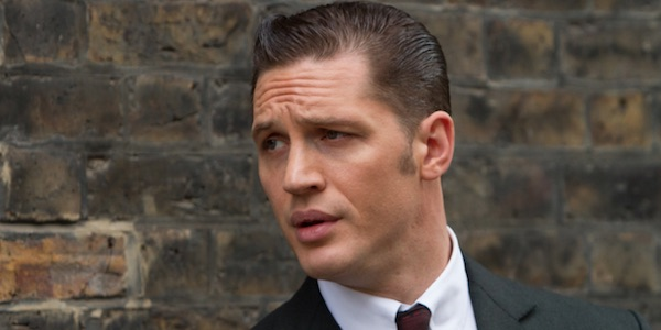 Tom Hardy looking sharp in Legend