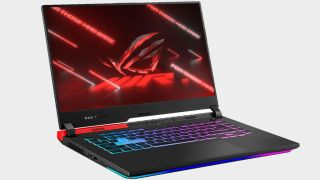 Here's a potent Asus ROG gaming laptop with a Ryzen 9 5900HX and RX 6800M for $1,500