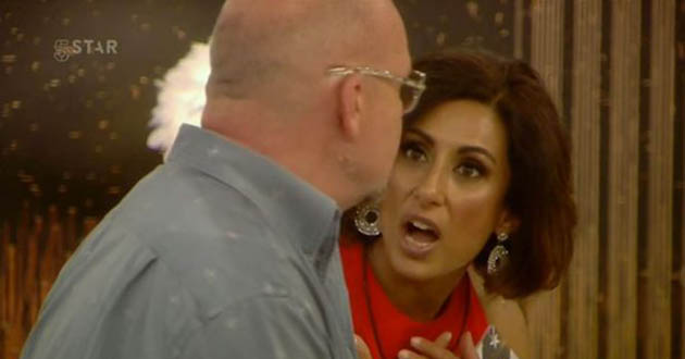 Celebrity Big Brother, Saira Khan, James Whale