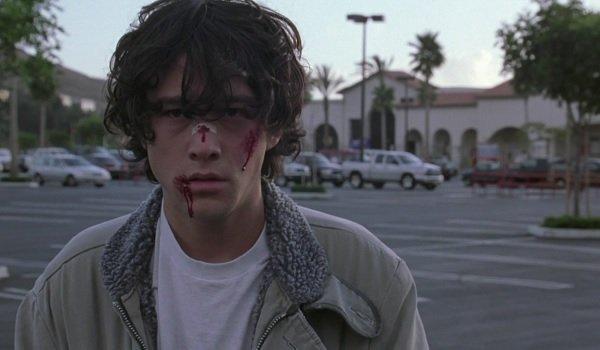 Brick Brendan Frye parking lot beat down