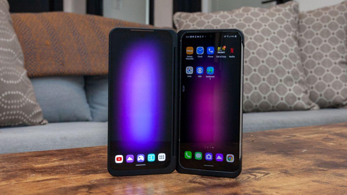 LG V60 ThinQ review