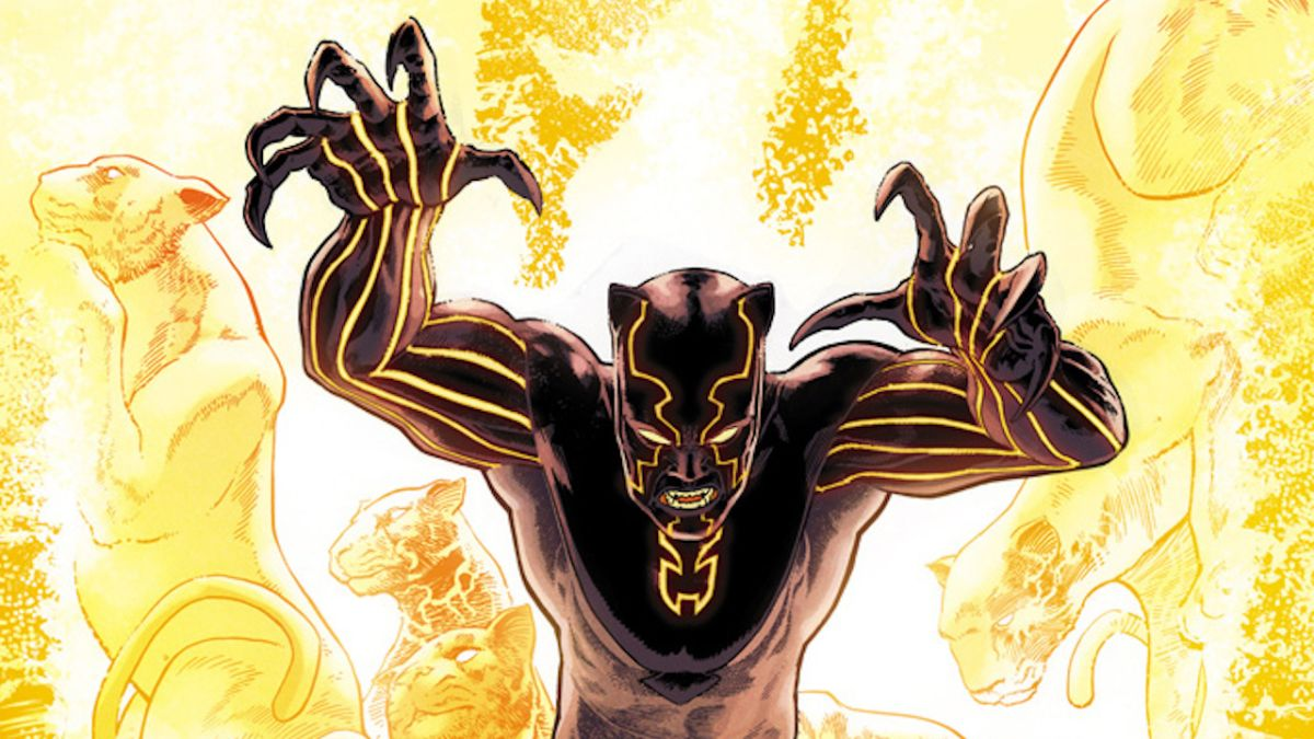 Black Panther, Captain America, and more become the Phoenix in new Marvel variants - GamesRadar+