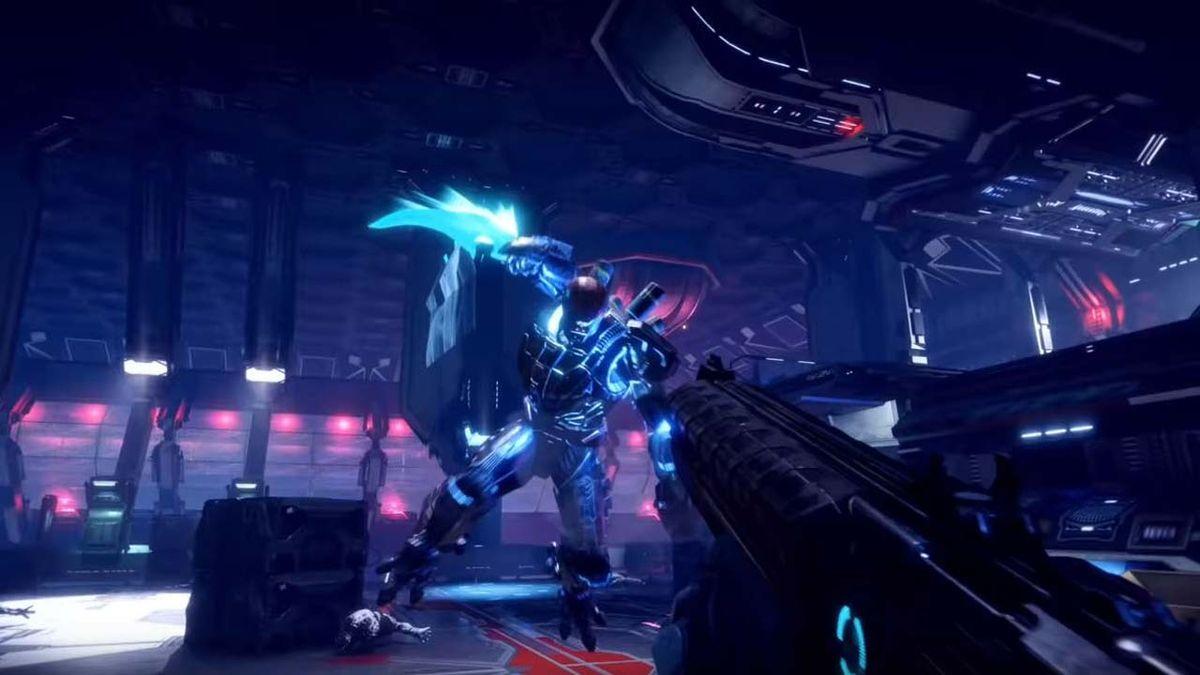 Rage 2 trailer shows enemy cyborgs and samurai