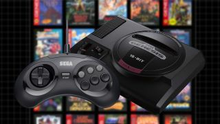 Save 50% on a classic 6-button Genesis controller with the SEGA Genesis Mini at Walmart right now