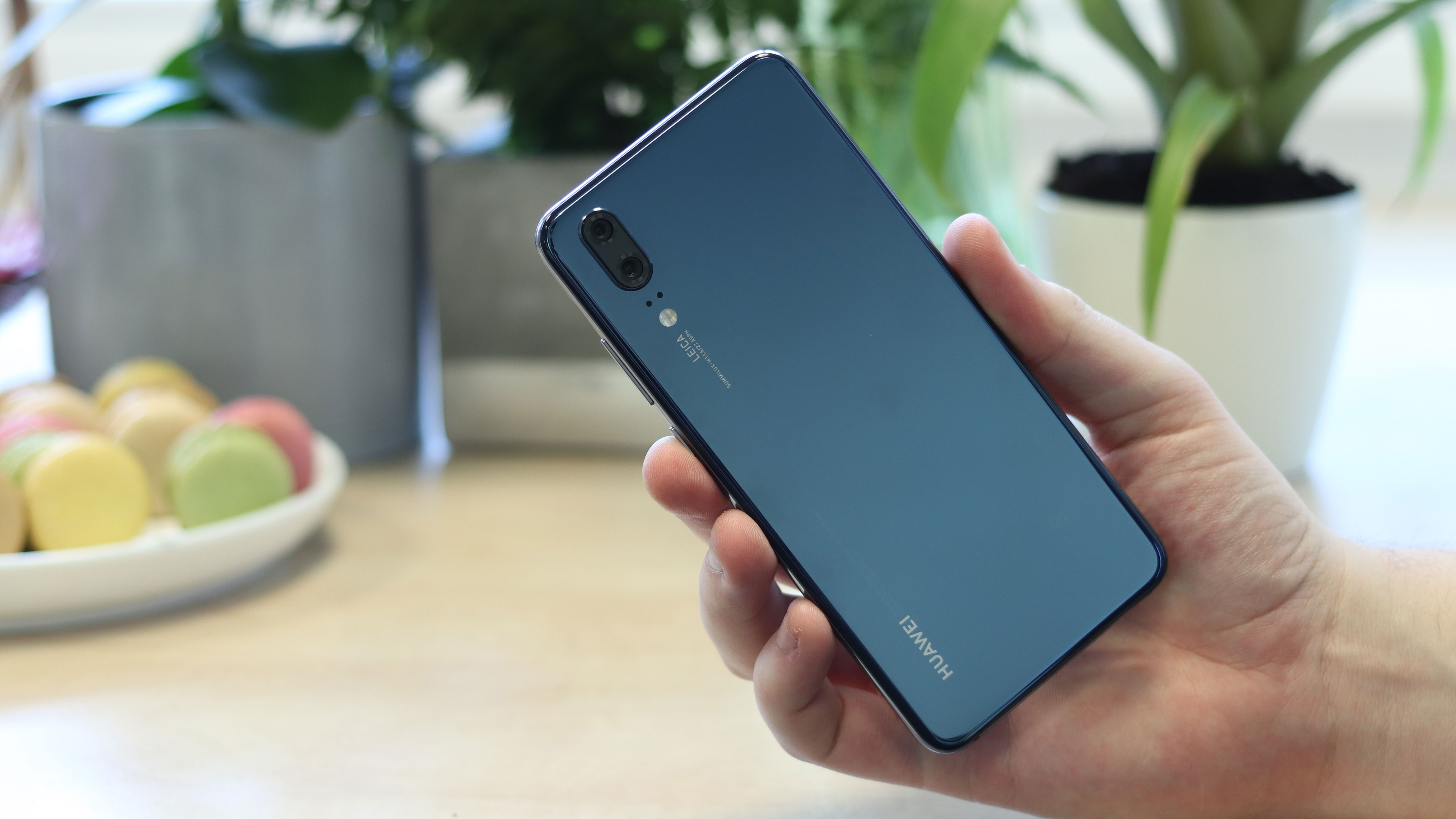 Huawei P20 review   TechRadar