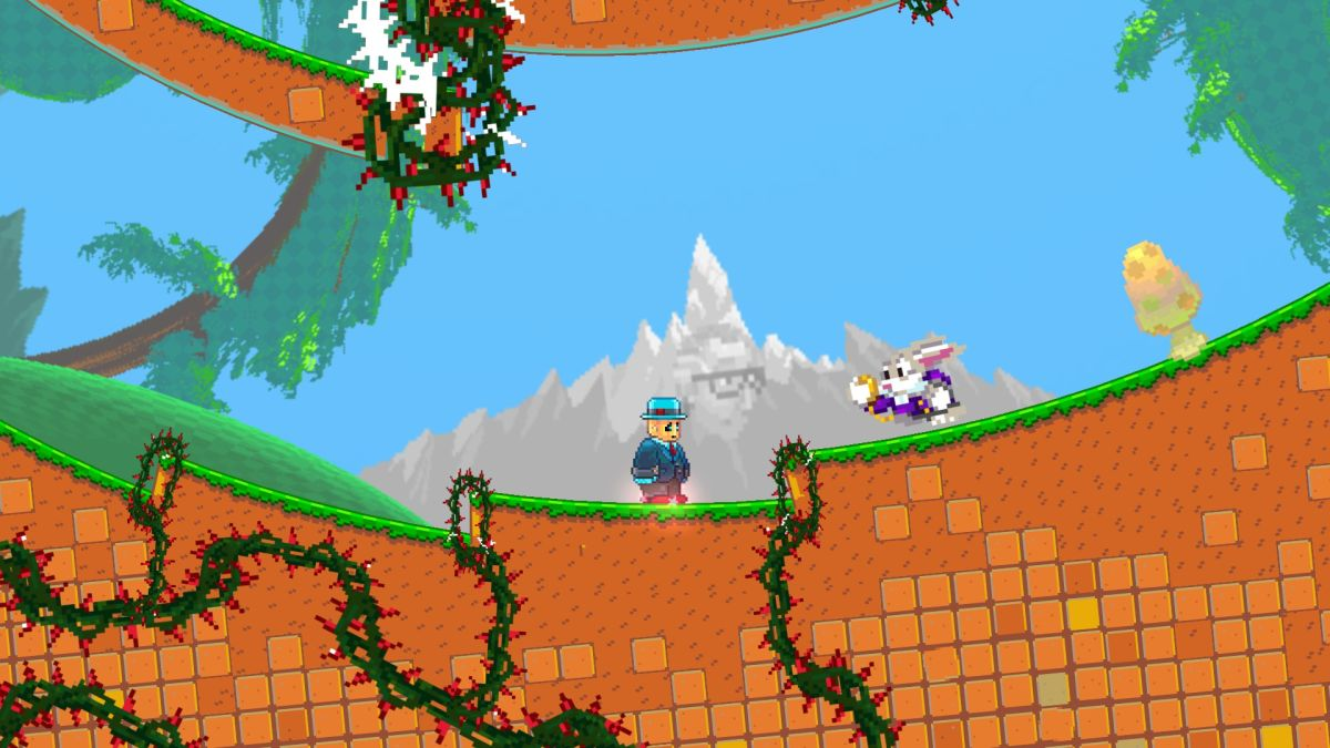 Indie platformer Horace is free on the Epic Games Store