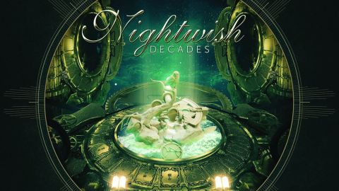 Nightwish - Decades album artwork