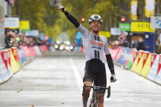 Casper Pedersen (Sunweb) wins Paris-Tours 2020