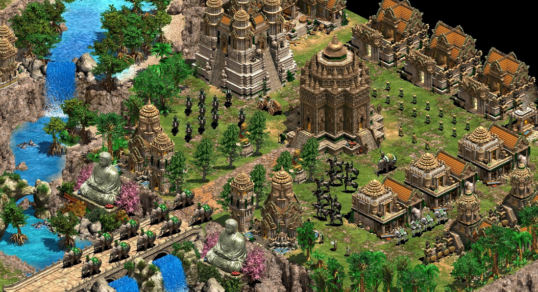 Microsoft has a brand new studio dedicated to Age of Empires