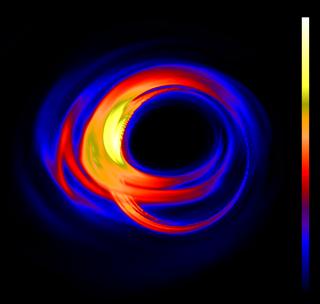 Milky Way's Black Hole