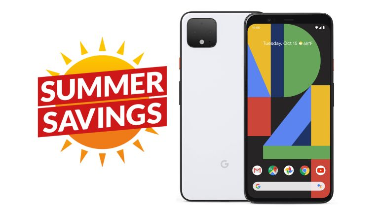 Google Pixel 4 XL phone deal