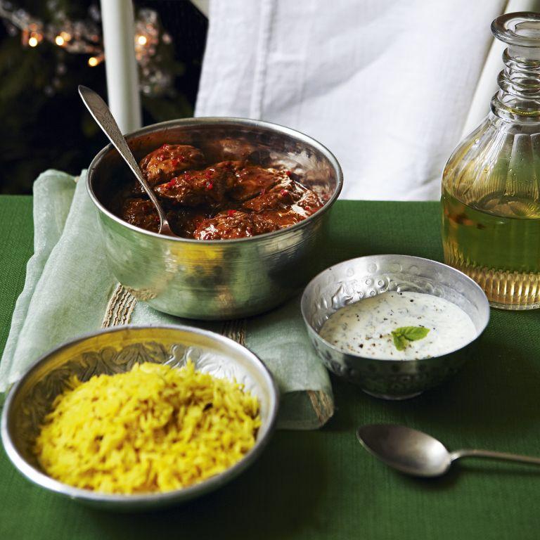 Goan Chicken Curry-Christmas-Christmas Food-Woman and home
