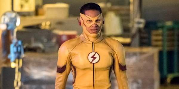 Wally west season 4 the flash