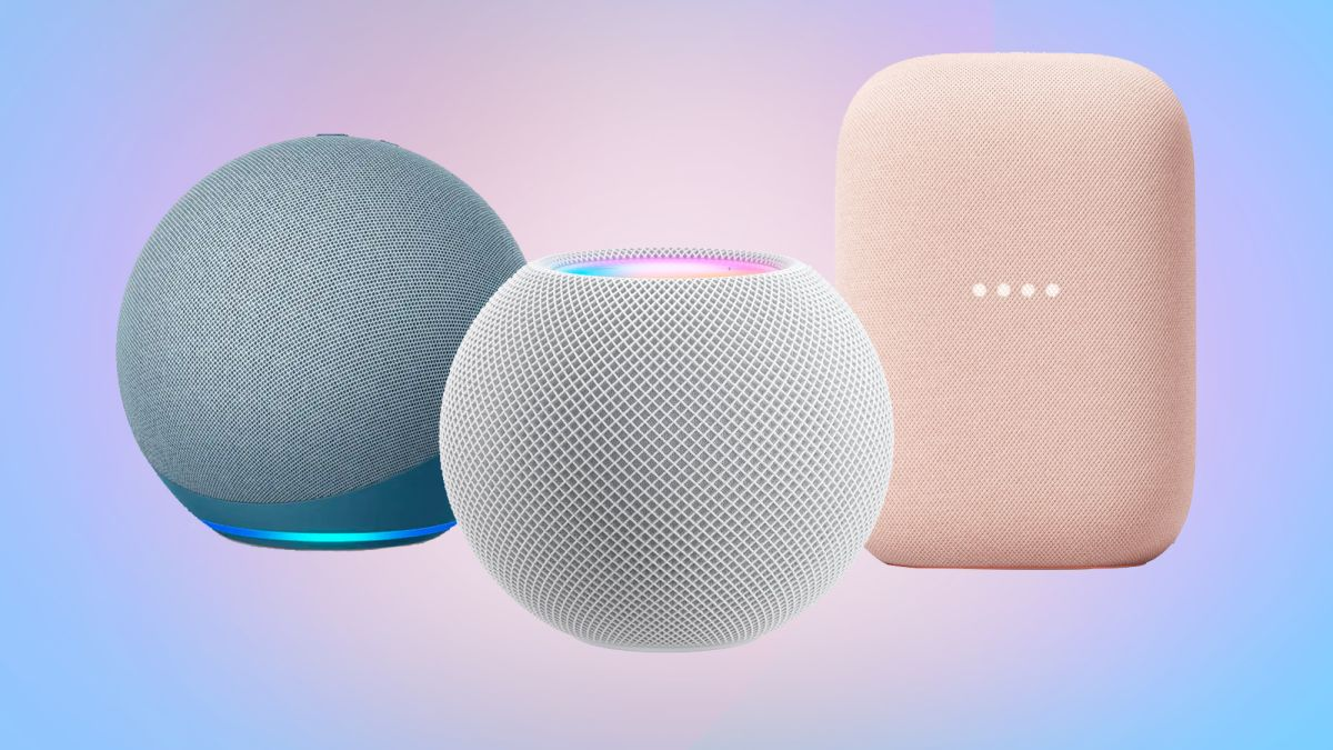 Amazon Echo (2020) vs Apple HomePod mini vs Google Nest Audio: the top smart speakers compared