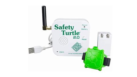 Safety Turtle 2.0 Child Immersion Pool/Water Alarm Kit review